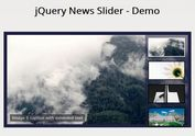Fancy News Slider Plugin For jQuery - sliderBox