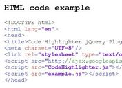 Notepad++ Style Syntax Highligting Plugin with jQuery - Code Highlighter