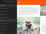 Off-canvas Push And Overlay Menus With jQuery And CSS3