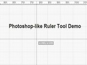 Photoshop-like Ruler Tool For Layout Design - jQuery ruler.js
