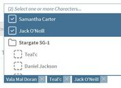 Pretty jQuery Custom Select Box Plugin - tail.select