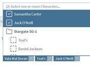 Pretty jQuery Custom Select Box Plugin - tail.select