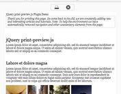 Page Print Preview Popup Plugin With jQuery - print-preview.js