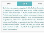 Responsive Accessible jQuery Tabs Plugin - PIGNOSE Tab