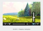 Responsive Custom HTML5 Video Player with jQuery
