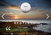 Responsive Fullscreen Slider Plugin with jQuery and CSS3 - Golf Slide