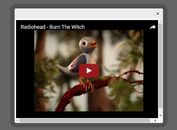 Responsive Multimedia Modal Plugin For jQuery - LiveBox