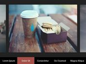 <b>Responsive & Touch Enabled jQuery Slideshow Plugin - Sangar Slider</b>