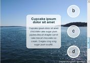Responsive jQuery One Page Scrolling Layout with Fixed Background