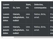 Responsive jQuery Sticky Table Column Plugin - stickyTableColumns