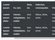 Responsive jQuery Sticky Table Column Plugin - stickyTableColumns