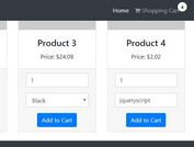 Client-side Shopping Cart Manipulation Plugin - jQuery Cesta-Feira