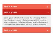 Simple & Accessible jQuery Accordion Plugin - koalapse
