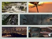 Simple Dynamic Tiled Photo Gallery Plugin with jQuery - jLastic