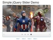 Simple Flexible Content Carousel Plugin with jQuery