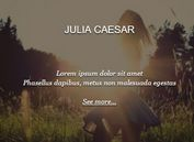 Simple Image Hover Effect with jQuery and CSS/CSS3