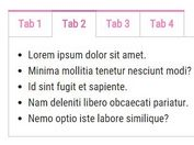 Simple Responsive Tabs Plugin For jQuery - SimpleTabs