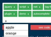 Simple Yet Powerful jQuery Tags Input Plugin - Tag This