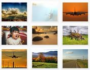 Simple jQuery Photo Gallery Plugin with Auto Image Resizing - Relocator.js