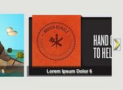 Small jQuery Carousel Slider with Cool CSS3 Transitions