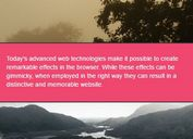 Smooth Background Parallax Scrolling Effect - jQuery AA-Paralax
