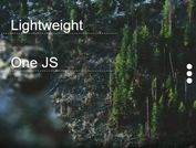 Smooth One Page Scroll Plugin For jQuery - SONP