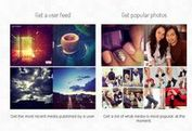 Spectragram - Fetch and Display Instagram Feeds