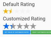 SVG Based Star Rating Control With jQuery - Simple Rater