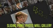 Stunning Fullscreen Photo Wall Gallery