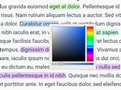 Elegant Customizable Text Highlight Plugin With jQuery - Marker