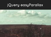Tiny Fixed And Scroll Parallax Effect Plugin For jQuery - easyParallax