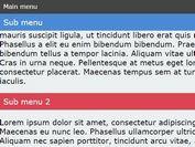 Tiny Stackable Sticky Menu Plugin For jQuery - stickymenu.js