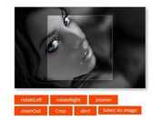 Touch-enabled Image Cropping Plugin with jQuery and Canvas - canvasCrop