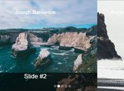 Touchable Fullscreen Parallax Image Sldier With jQuery And CSS3