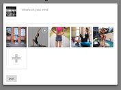 User-friendly Media Preview & Upload Plugin For jQuery And Bootstrap