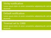 Windows 8 Style jQuery Notifications Plugin - w8n
