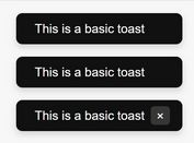 Advanced Toast Notification Plugin - jQuery Toasts.js