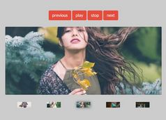 Responsive Carousel & Photo Gallery Plugin - Caro.js