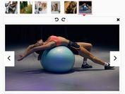 Creative Image Carousel Plugin - jQuery H-Smart-Thumbnail