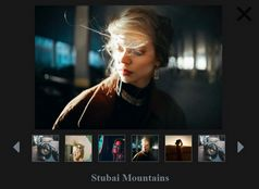Simple Carousel/Slideshow Plugin - jQuery mibreitGallery