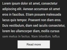 Clip Overflowing Text With A Read More Button - ReadAll
