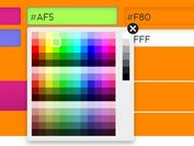 User-friendly Color Picker With Preset Colors - huebee.js