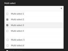 Convert Select Into Checkbox Or Radio List - customselect