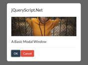 Developer-friendly Inline Modal Plugin - jQuery simple-modal