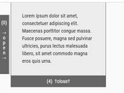 Drawer Style Sliding Box With jQuery - slidebox.js
