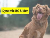Dynamic Background Image Slider Plugin - jQuery bgslider