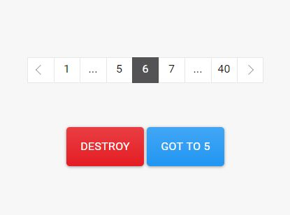 Dynamic Pagination Control With jQuery - Paginatify.js