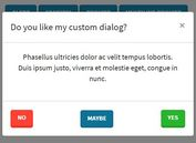 Enhanced Modal Dialog Plugin For Bootstrap 4