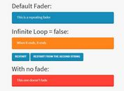Fade Through Text With jQuery TextFader Plugin