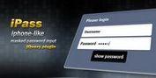 iPass Plugin iphone-like Login Form